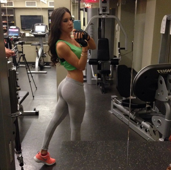 Pictures ass butt fitness trainers